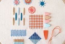 Great Stitches 4 XStitch or Linen / Different stitches for Cross Stitch and stitching on Linen