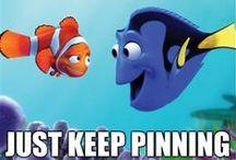 Pins about Pinterest... WHA? / by Jen Knapp Long