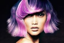 Creative Colour / We love colour! Use #HJColour to see your work on our board celebrating the best of creative hair colour. / by Hairdressers Journal