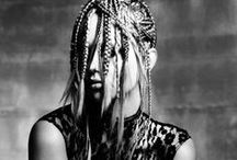 Braidy Bunch / Plaited and braided hairstyles from the Haidressers Journal archive.  Get inspired every month by subscribing: bit.ly/pinterestsubs / by Hairdressers Journal