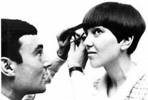 Vidal Sassoon / Remembering the work of the late, great Vidal Sassoon. / by Hairdressers Journal