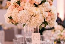 Centrepieces / Wedding Reception Centrepiece Ideas