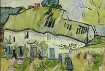 Vincent van Gogh / by Greg Wajs