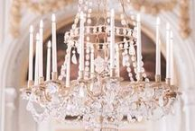 Chandeliers / Wedding Decor