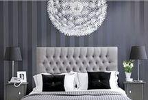 Quartos - Bedroom Decor Ideas / Ideas, Tendências, Dicas de Decoração para o Quarto. Veja mais: http://www.tralhaodesigncenter.com/index.php/pt/ambientes-quartos