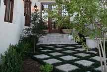 Courtyard/Apartment Gardens for Terese / by Kaira Marsh