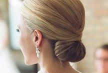 Hair / Bridal Hair Styles and Makeup Ideas