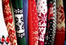 Ugly Christmas Essentials / Tacky Christmas Fashion