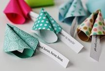 Pretty In Paper / Gift Wrapping & Paper Ideas