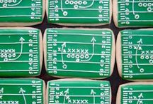 For The Love Of The Game / Food and Fun Ideas for Super Bowl Parties, Sports Viewing Get Togethers, Tailgates, etc.