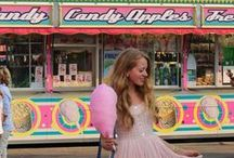 Cotton Candy Carnaval / Carnaval, candy, cool!