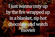 Christmas music and movies