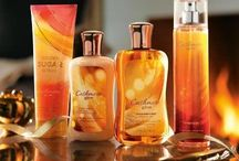 Bath and body works favourites