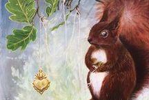 Squirrel (Egern)