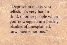 Deep thoughts/depression