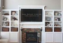 Fireplaces / Fireplaces and Mantels