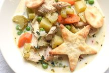 Soups On! / Soup Stews and Chowders