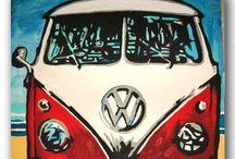 VW BUS / VW crafts & nostalgia