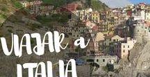 Viajar a ITALIA / Un espacio para leer experiencias, consejos e ideas para un viaje a Italia.