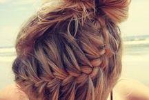 Style: Hair / I'd wear my hair like that. / by Rosalie