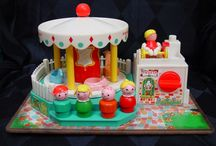 blast from the past - toys / by Jill Browning
