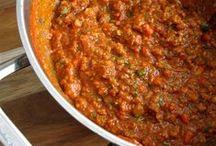 Food: Dinner Ideas / Food I'd make at home. / by Rosalie