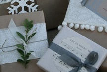Christmas Gifts / by Melissa Getts