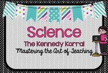 Science Resources / Elementary science resources to make your life easier in and out of the classroom.