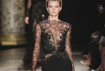 fierce fashion  / Haute off the runway styles