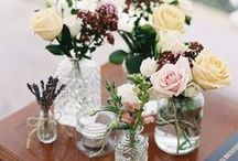 Wedding Flowers / Pretty blooms and flower arrangements to inspire your wedding plans.