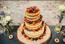 Wedding Cakes / Stylish and scrumptious wedding cakes.