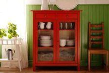 Home: Kitchen / I'd put that in my kitchen. / by Rosalie