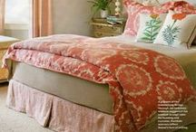 Home: Beautiful Bedrooms / I'd sleep in that. / by Rosalie