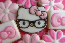 Hello KITTY / by Shelley Taniguchi