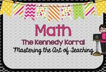 Math Resources / Elementary math resources to make your life easier in and out of the classroom.