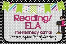Reading/ELA Resources / Elementary reading/ELA resources to make your life easier in and out of the classroom.