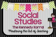 Social Studies Resources / Elementary social studies resources to make your life easier in and out of the classroom.