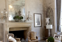Living/family/great rooms / by Jeanne Eige