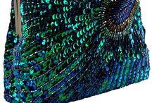 Peacock of the Walk / Peacock art, craft, jewelry, and decor.