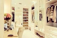 Closets and Dressing Rooms
