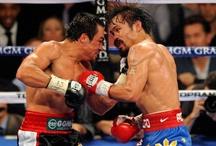 Boxing / by Rebecca Altamirano
