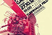 Graphic Design Posters / Graphic design posters, design inspiration, poster inspiration