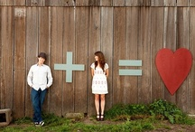 Engagement, Engagement, Engagement!  / Engagement ideas, photography and a lot of love in the air!