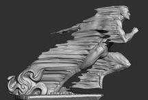 CG Sculpts