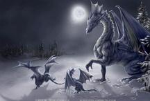 Dragons / by Rebecca Altamirano