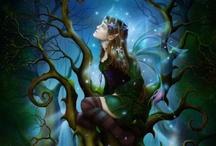 Fairy Land Dreams / by Rebecca Altamirano
