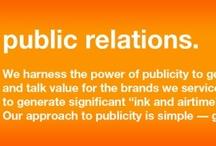 PR/Marketing  / Career driven