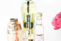 Eat // Drinks + Cocktails / by Jeni Bishop