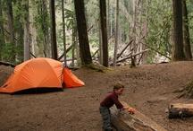 Camping/Hiking / by Anne Feldman