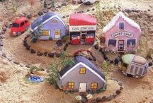 Very Fine House / Miniatures, Doll Houses, and some Shadowbox Vignettes